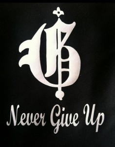 Never Give Up G